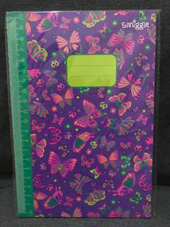 Smiggle Note Book