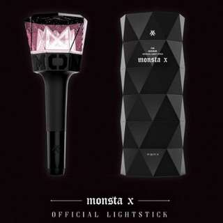(READYSTOCK)MONSTA X OFFICIAL LIGHTSTICK