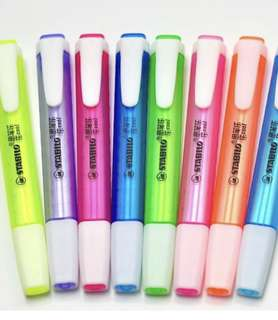 Highlighter (Box Of 10 Mixed Color)