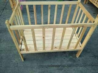 brandnew wooden cribs