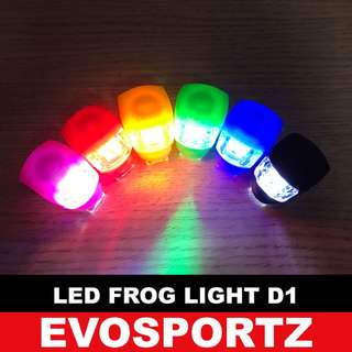 LED Frog Lights D1