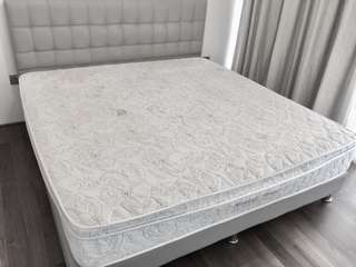 King Size Double Pocketed Spring Mattress
