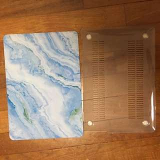Marble Macbook air hardshell