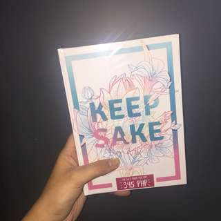 Keep Sake Planner