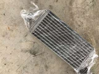 WTS : Subaru Forester SH9 Process West Top Mount Intercooler
