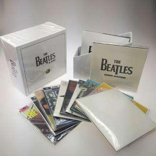 The Beatles Mono CD Box