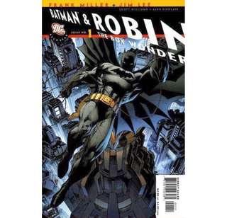 ALL-STAR BATMAN & ROBIN (2003) Various Single Issues