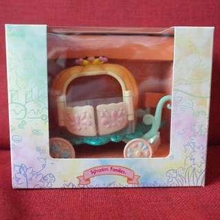 Sylvanian Families Baby Pumpkin Carriage