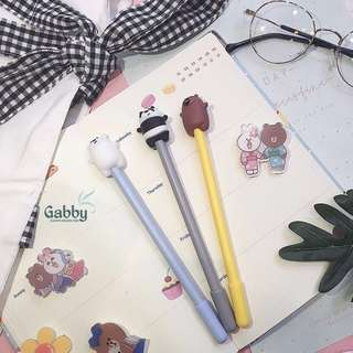 🐻 we bare bear pen 😍