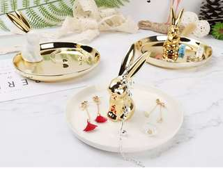 Bunny Acessories Holder