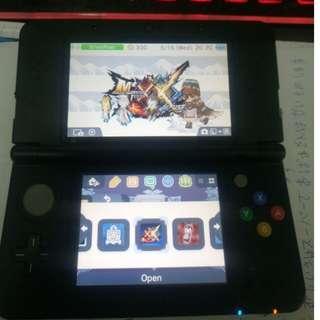 """""""New"""" Nintendo 3DS modded"""