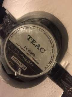 TEAC te-s693汽车喇叭一對(Toyota)