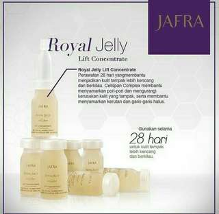 Royal jelly lift concentrate