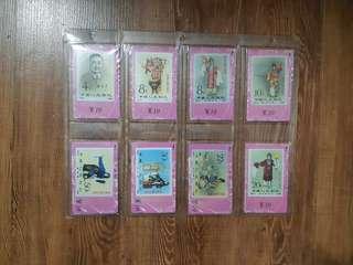 Vintage 1994 China Phonecards -Mei Lan Fang (Unused)
