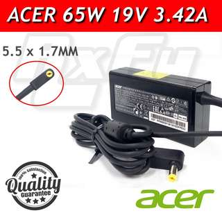 ORIGINAL Acer 65W Power Adaptor Charger AC Supply swift spin aspire switch travelmate 19v 3.42a