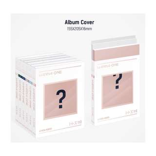 Preorder wannaone undivided album