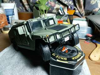 Hummer Military Colour