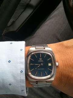 Omega Seamaster Caliber 1002 Vintage Rolex JLC Seiko Hari Raya Rahmadan