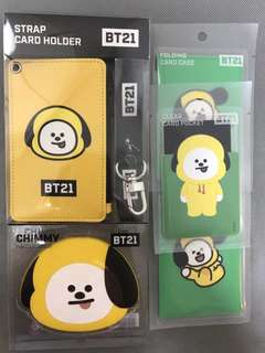 BTS BT21 merchandise