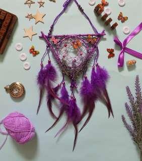 Dreamcatcher Boho Lavender Calm