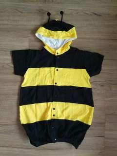 Baby bodysuit costume