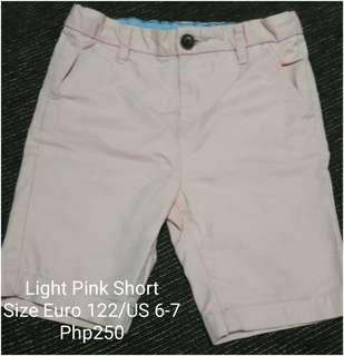 Preloved short for 5 to 6 yrs old boy