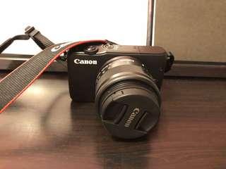 Canon M10相機