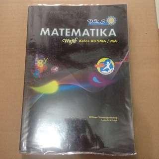 PKS Matematika Wajib Kelas 12