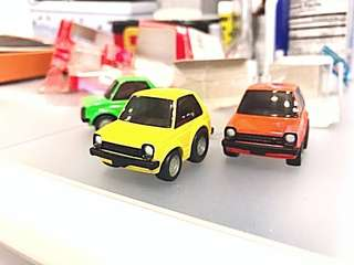 2003 中古 豐田Starlet 只剩綠色