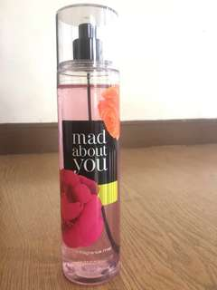 Bath & Body Works fine fragrance mist/perfume