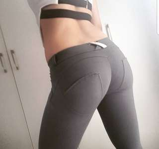 FREDDY WR.UP shaping effect pants