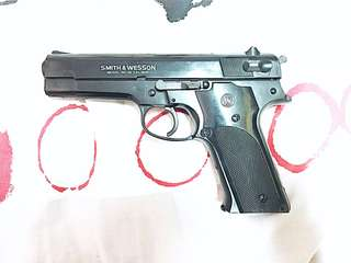 1982 日製 Smith & Wesson