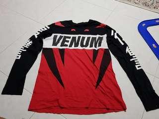 Venum revenge mma muaythai kickboxing bjj size s