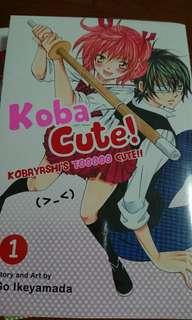 Manga Koba Cute