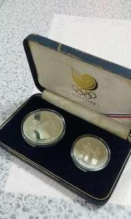 Coin 1988 seoul olympic