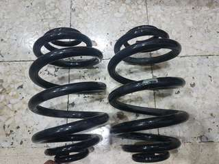Bmw e46 original rear coil spring