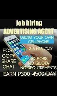 Need extra income