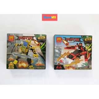 PACKAGE SALE - NINJAGO MOVIE LEGO LIKE