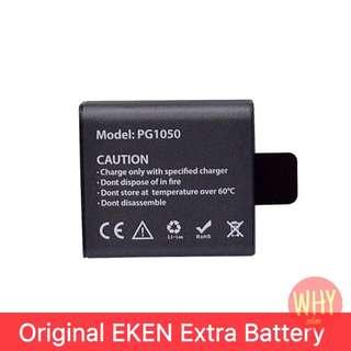 Original Eken Rechargeable Li-ion Battery 1050mAh H8R H9R H7S H6S H5S H3R V8S