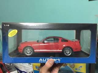 Autoart 1/18 Ford Shelby Cobra GT500
