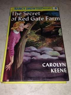 The Secret of Redgate Farm