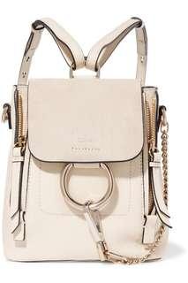 限時 Chole faye mini backpack