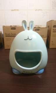 🚚 Navo 兔兔陶瓷窩(黃金鼠適用)