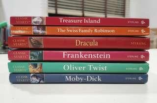 Classic Starts Children Books