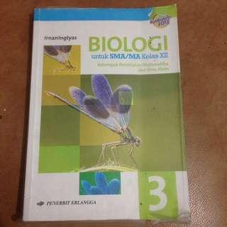 Erlangga Biologi kelas 12