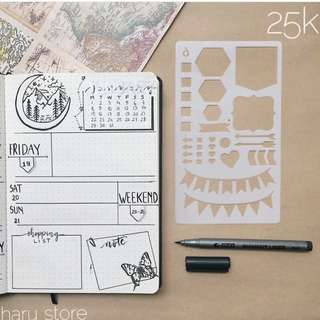 😝 planners template for beginner