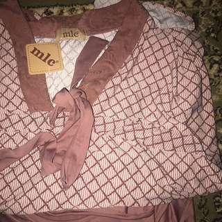Baju Muslim kotak kotak