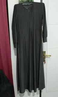 Dress Gamis Longdress Spandek Jersey