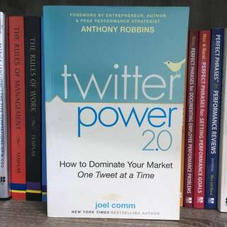 [BN] Twitter Power (How to dominate your market one tweet at a time)