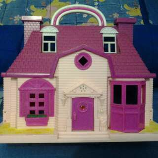 DOLL HOUSE (repriced)